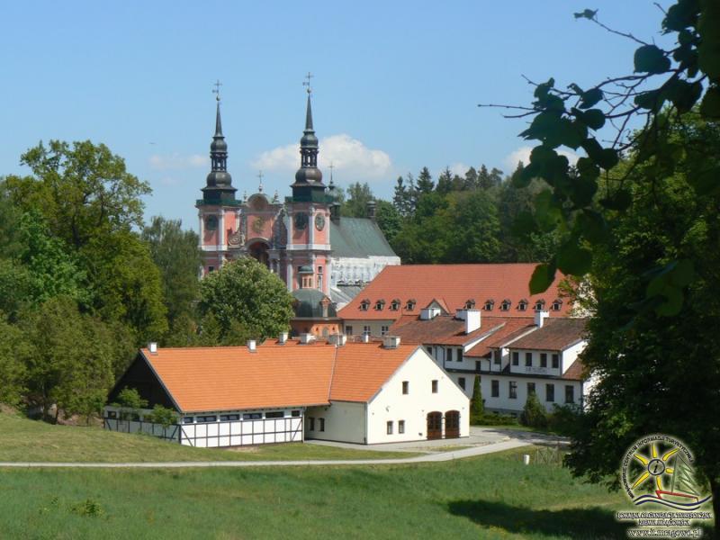 Atrakcje W Okolicy Ziemi Mrągowskiej święta Lipka Sanktuarium