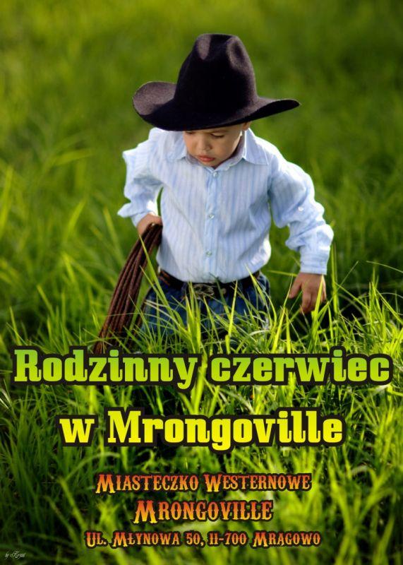 Westernowy Dzień Dziecka w Mrongoville