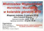 Mistrzostwa Województwa w Kolarstwie Górskim MTB