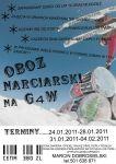 Obóz narciarski na G4W