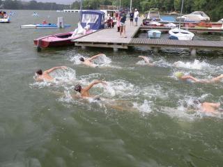 Jubileuszowy maraton pływacki