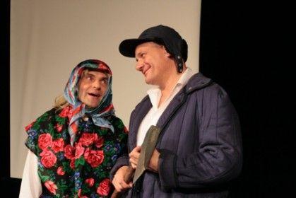 Przedstawienie kabaretowo-teatralne Sedno nie jest jedno