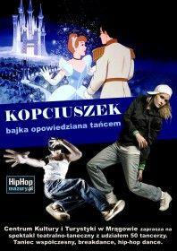 KOPCIUSZEK - spektakl taneczny