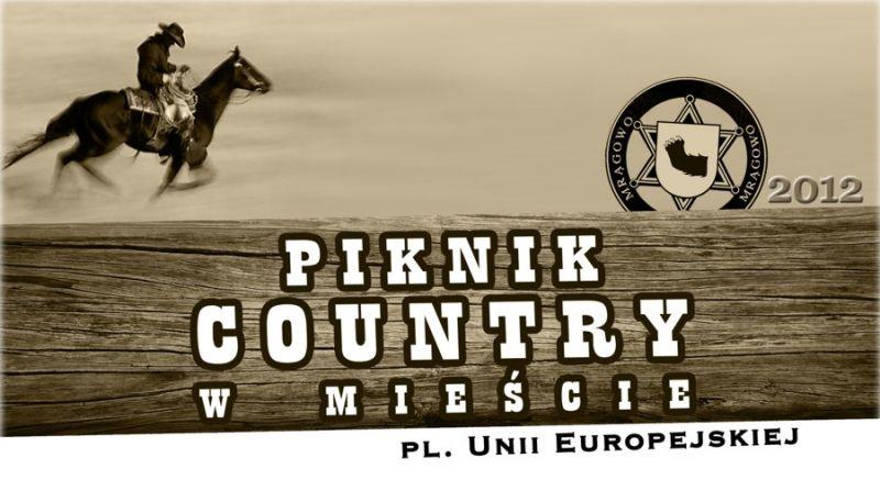 Piknik Country w mieście