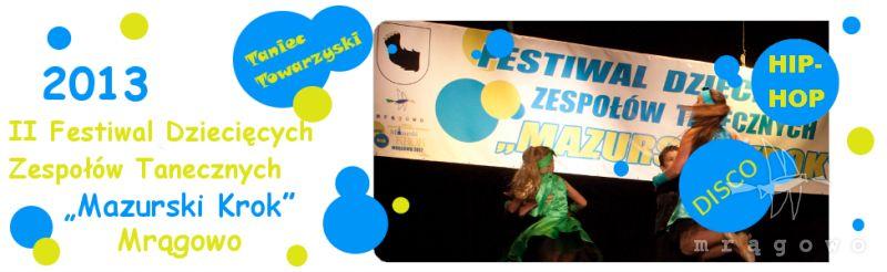 Festiwal taneczny Mazurski krok
