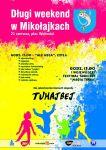 Długi weekend w Mikołajkach pod znakiem rodzinnego festynu
