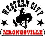 Tydzień mieszkańca  Mrągowa w Western City Mrongoville
