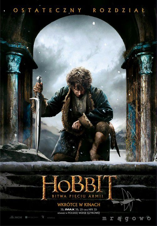 Hobbit: Bitwa Pięciu Armii już w Mrągowie!