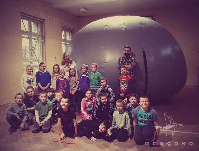 Mobilne Planetarium - atrakcja, rozrywka, nauka