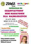 Charytatywny Mini Maraton dla najmłodszych