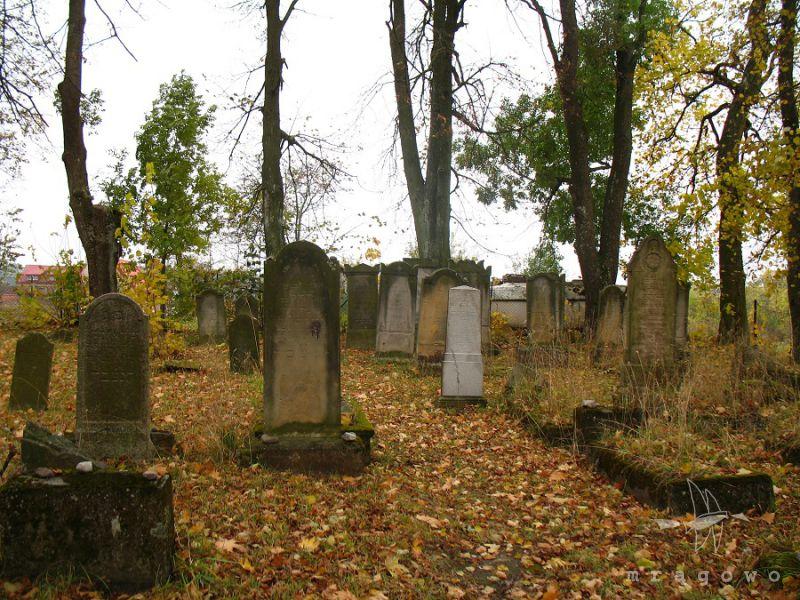 Cmentarze żydowskie i synagogi na Warmii i Mazurach