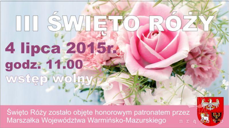 Święto Róży i Bieg Mazurski