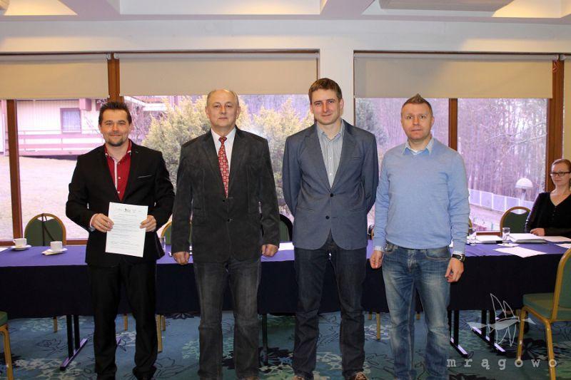 Historyczne porozumienie na Mazurach
