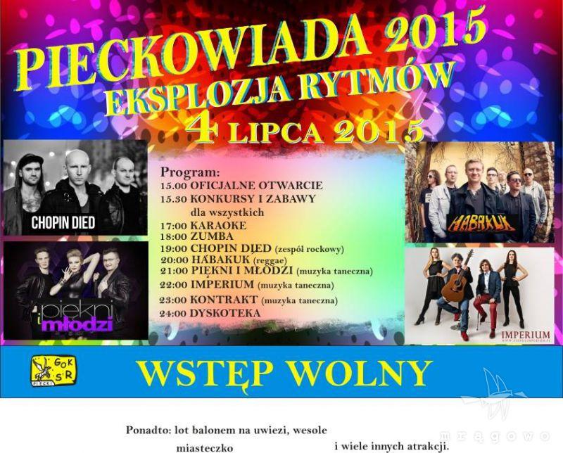 Pieckowiada 2015