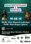 Koncertowanie z nurtem, czyli letnie koncerty w Krutyni