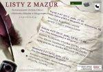 Imprezy z cyklu Listy z Mazur
