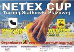 Netex Cup Turniej Siatkówki Plażowej