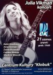 Koncert Julii Vikman