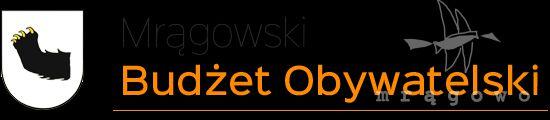 Mrągowski Budżet Obywatelski 2016