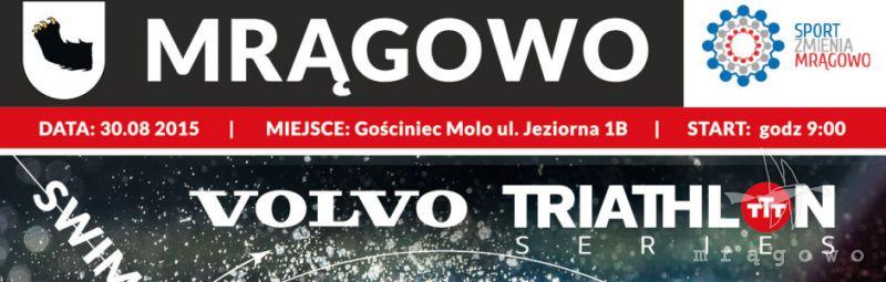 Program VolVo Triathlon Series 2015