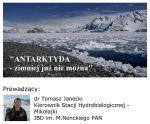 Antarktyda-zimniej już nie można