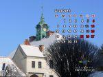 Tapety na komputer z Ziemi Mrągowskiej - grudzień