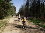 Rajd Rowerowy Miejskim Szlakiem Turystycznym Poznaj Mrągowo