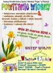 Powitanie Wiosny w Pieckach