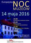 Noc Muzeów w Muzeum w Mrągowie