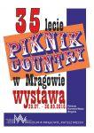 Jubileuszowa wystawa 35-lecia Festiwalu Pikniku Country