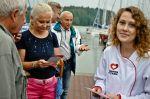 Ciśnienie na Życie na Żeglarskich Mistrzostwach Polski Dziennikarzy