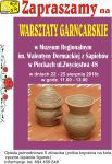 Warsztaty Garncarskie