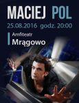 Maciej Pol w Mrągowie