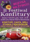 Festiwal Konfitury 2016