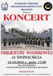 Koncert Orkiestry Wojskowej ze Świnoujścia