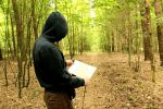 Bieg na Orientację w Parku Słowackiego