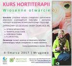 Szkolenia z zakresu hortiterapii