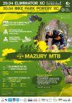 Majówka z Mazury MTB w Mrągowie