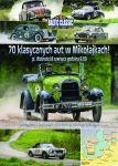 70 klasyków motoryzacji w Mikołajkach