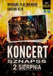 Koncert Sznapss