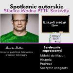 Spotkanie autorskie z Marcinem Mellerem