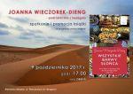 Spotkanie z podróżniczką Joanną Wieczorek-Dieng