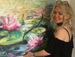 Wystawa malarstwa Elisabeth Krogull