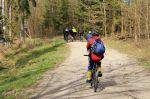 Rajd rowerowy Lasami Sorkwickimi
