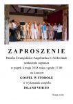 Koncert Gospel w Stodole