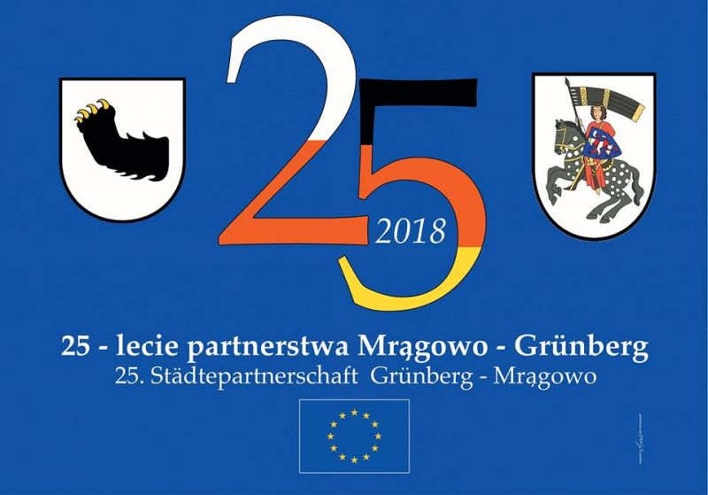 Święto Partnerstwa Mrągowo - Grunberg
