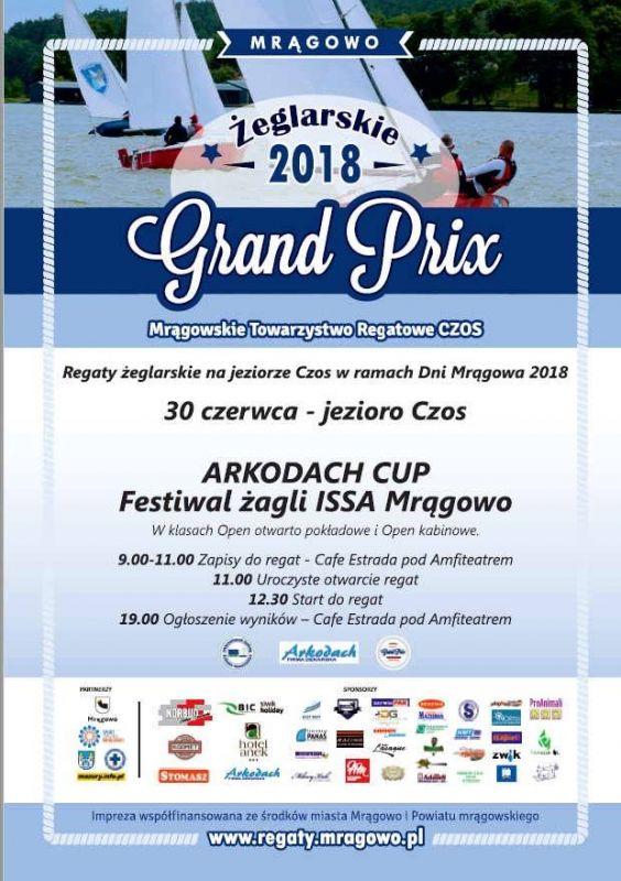 Regaty Arkodach Cup 2018