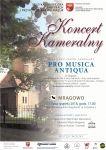 Koncert Zespołu PRO MUSICA ANTIQUA
