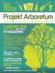 V Projekt Arboretum Drewniane gody 2018