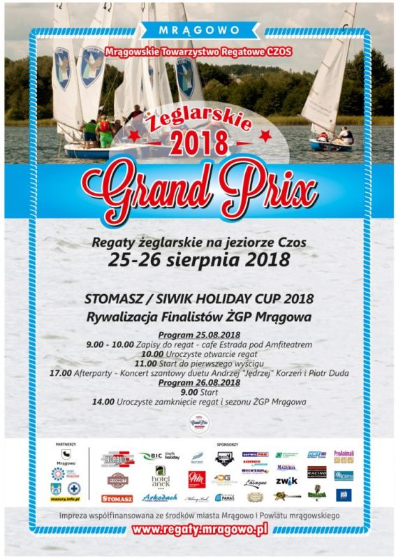 Stomasz Cup/Siwik Holiday Cup FINAŁ ŻGP 2018